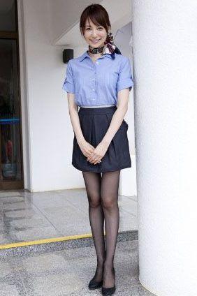 石田紗英子のCA画像