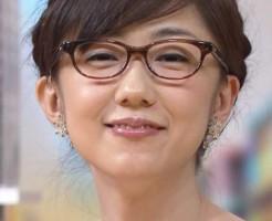唐橋ユミのメガネ画像